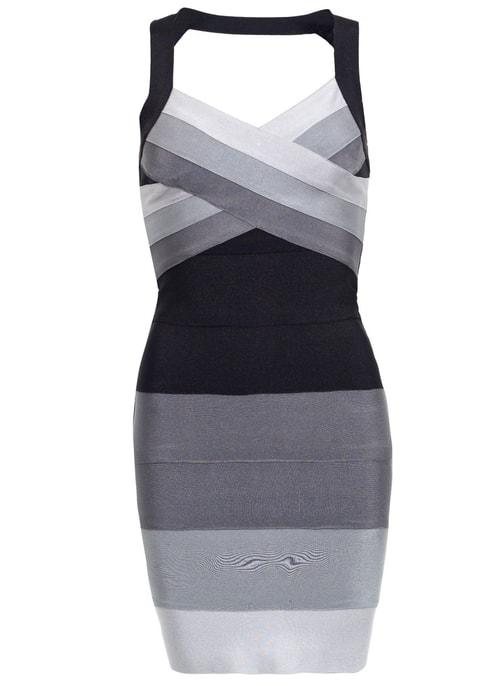 Luxusní italské Společenské a plesové šaty - GLAM b43d4107995