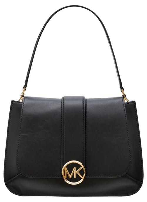 Michael Kors kožená kabelka černá ... ead3041811