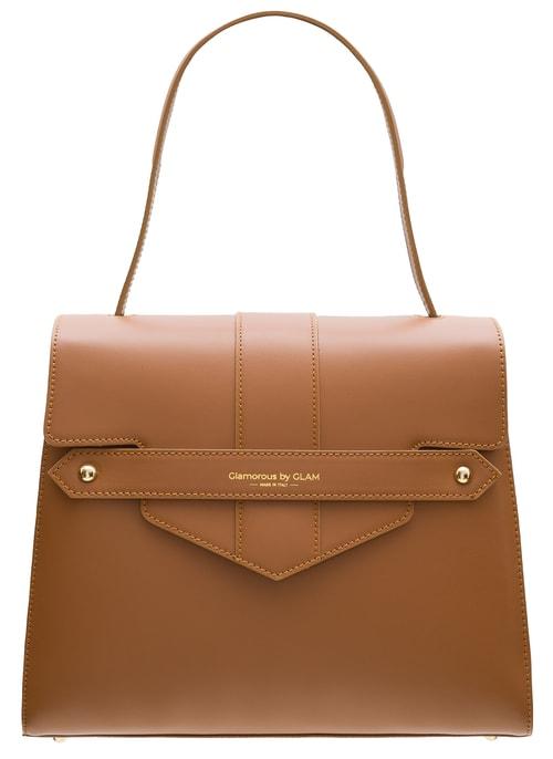 Dámská kožená kabelka s kloupou coyo ... 59d750bb86