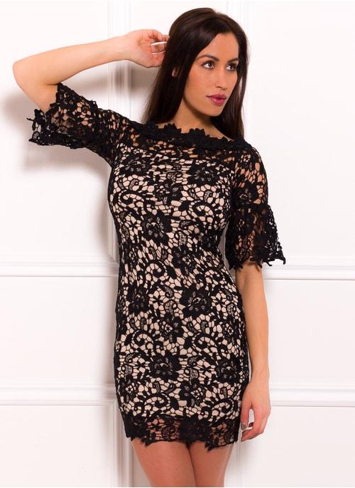 Luxusní italské Společenské a plesové šaty - GLAM b237e44ed7