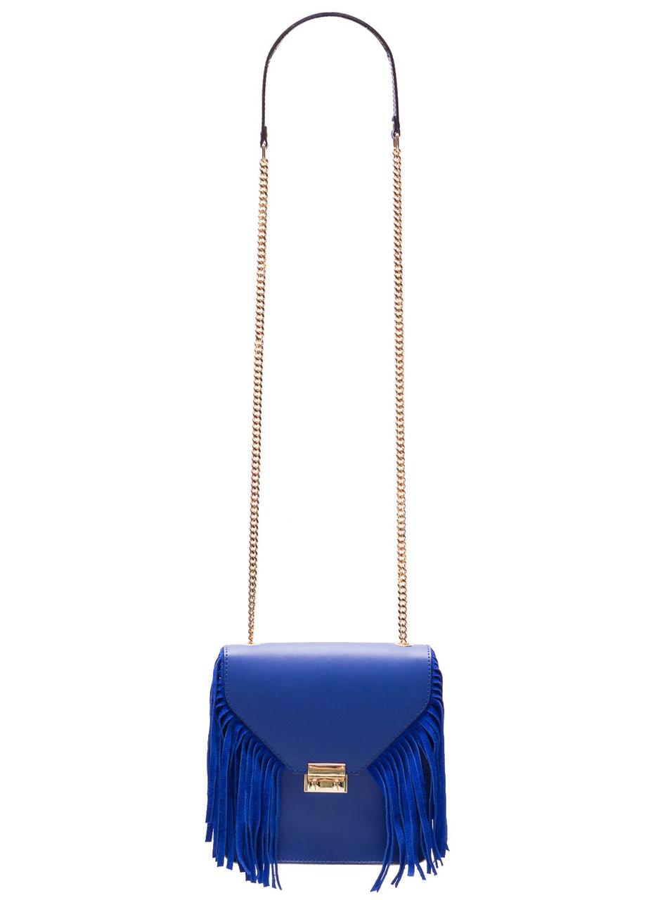 Glamadise.sk - Dámske luxusné kožená kabelka cez plece - kráľovská ... 482a8f8e2bb