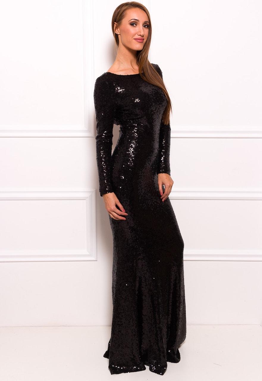 Glamadise.hu Fashion paradise - Společenské luxusní dlouhé šaty s ... 2c4c95ee04