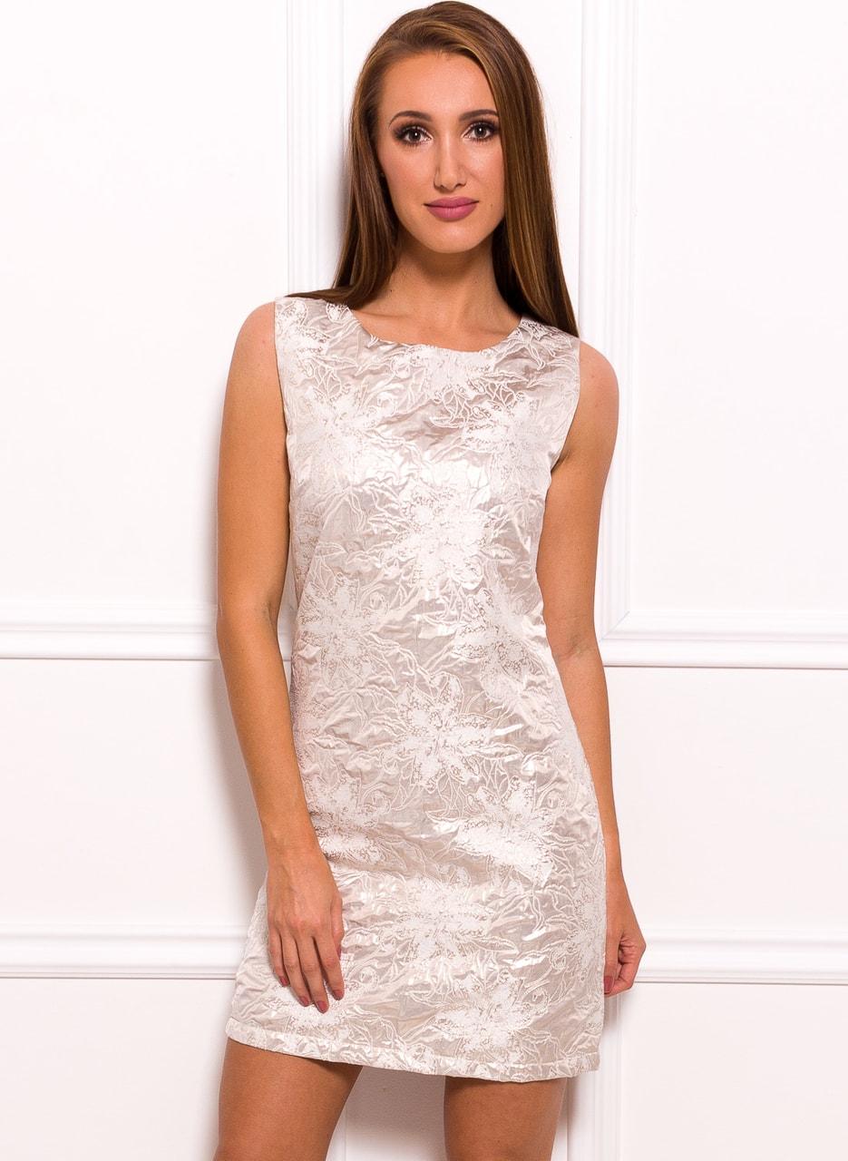 Glamadise.hu Fashion paradise - Női ruha Glamorous by Glam - Arany ... e518ace5ef