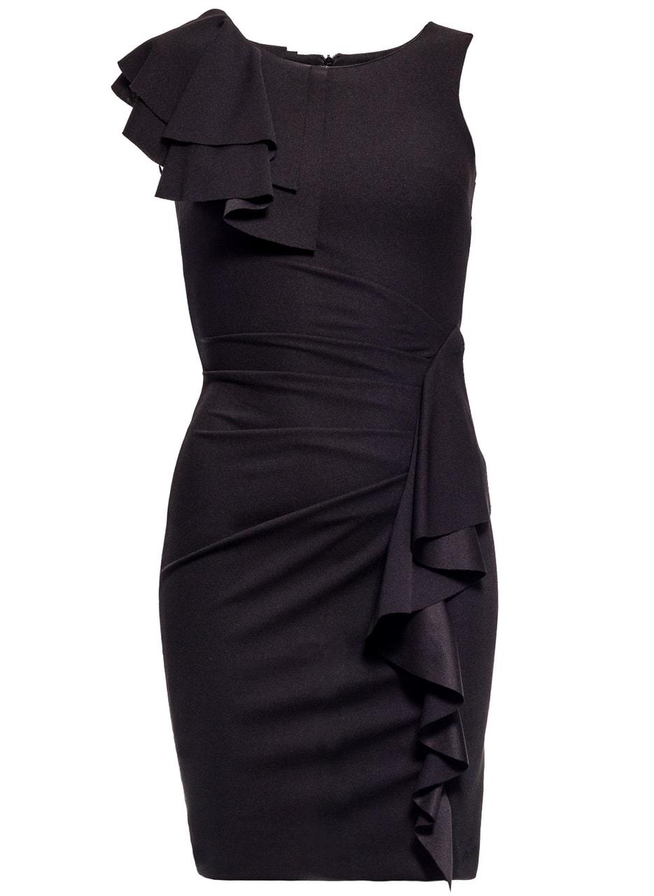 Glamadise.hu Fashion paradise - Női ruha Rinascimento - Fekete ... d02bf1a870