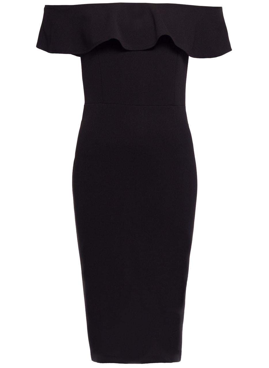 Glamadise.hu Fashion paradise - Női ruha Due Linee - Fekete - Due ... 507472b642