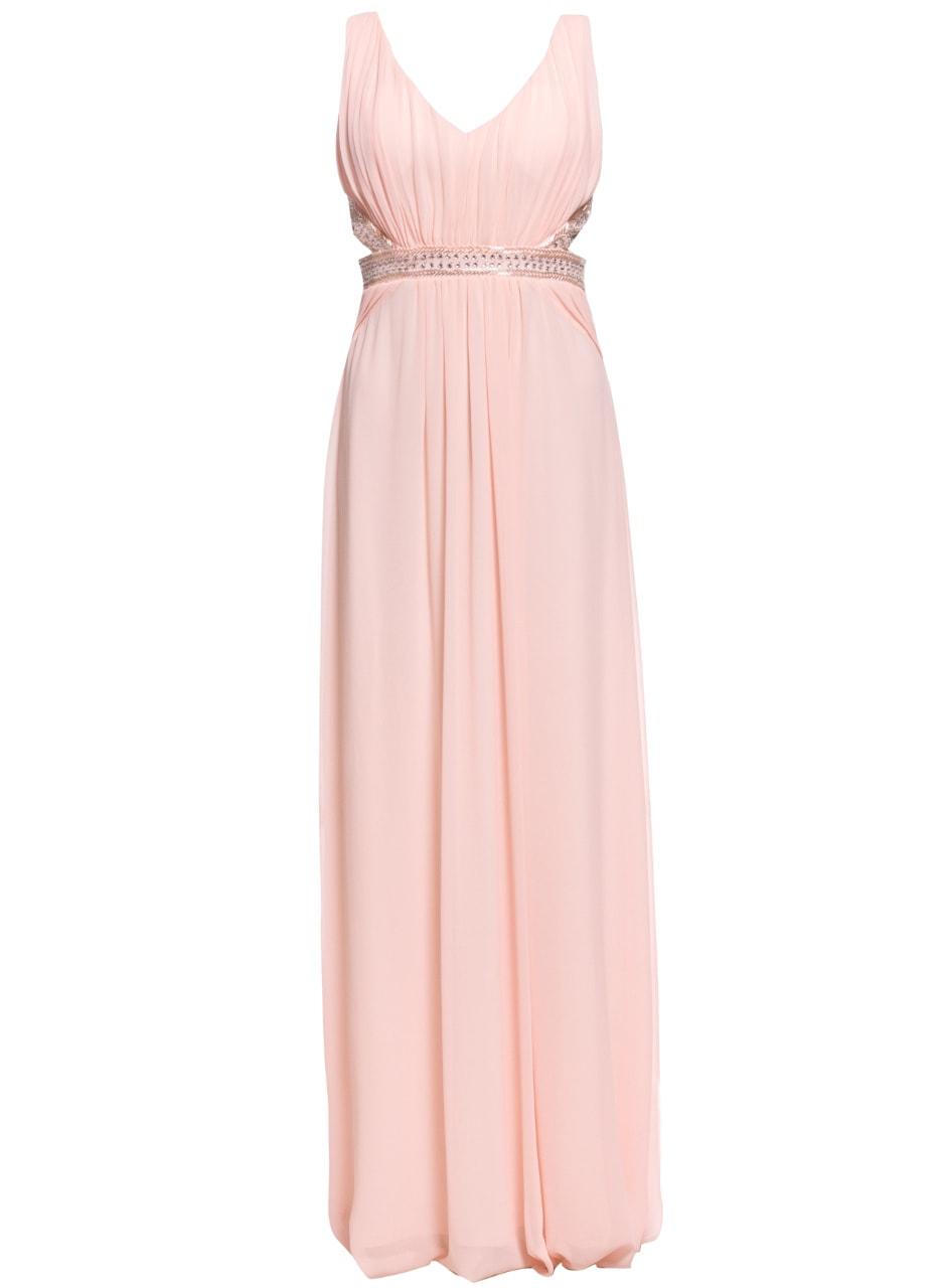 Glamadise.hu Fashion paradise - Női hosszú ruha Due Linee ... 73c7c253ee