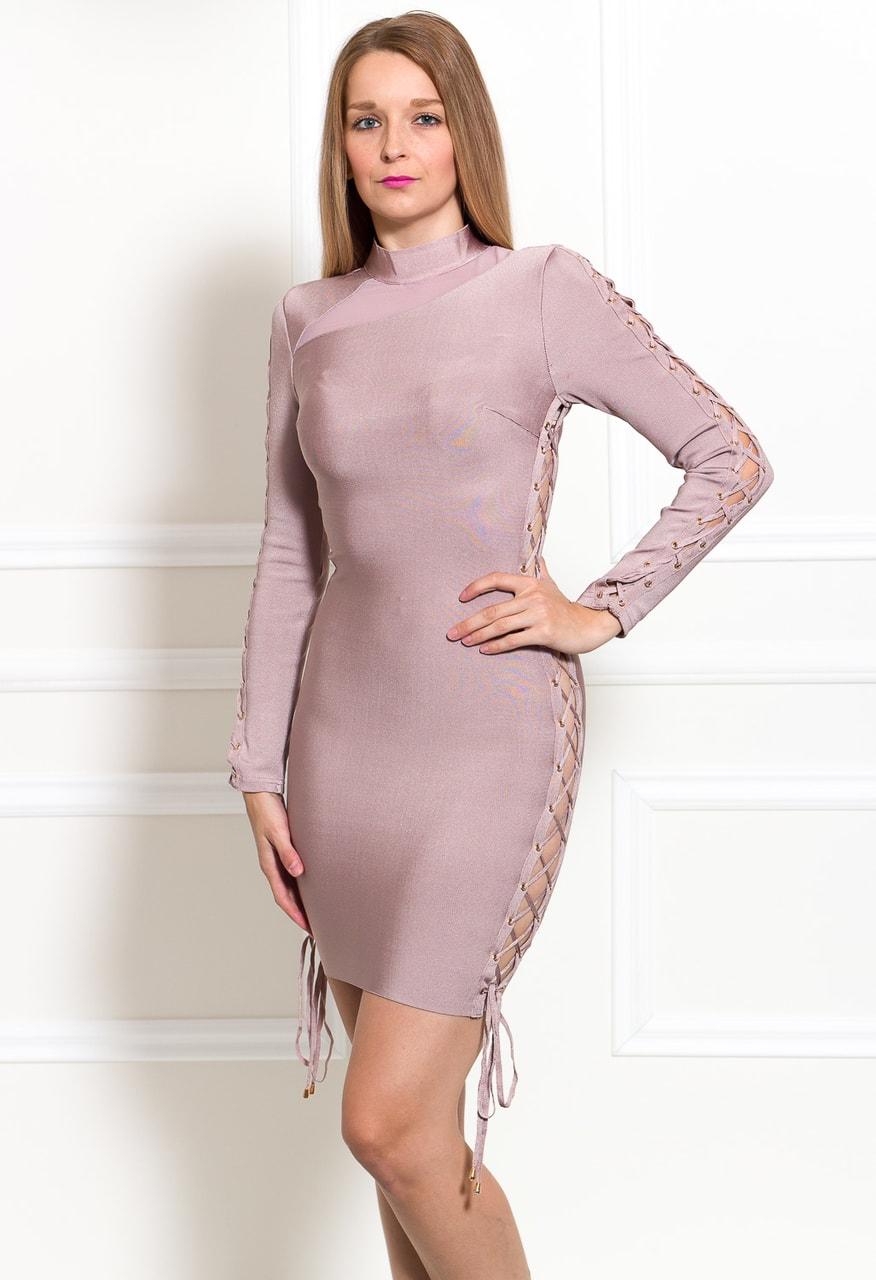 Glamadise.hu Fashion paradise - Női bandázs ruha Due Linee ... bbf60c5ff1