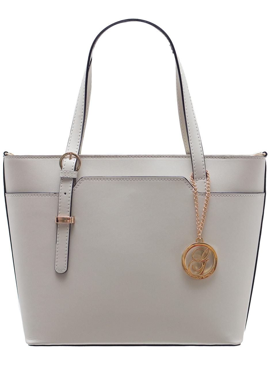 Glamadise.sk - Dámska kožená kabelka s jednou prackou na strane ... 2656c8267f4