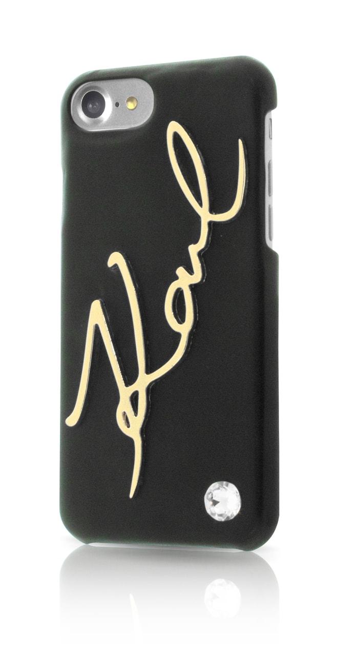 Glamadise.sk - Karl Lagerfled kryt iPhone 6 7 8 zlaté písmo - Karl ... 525e1c8f839