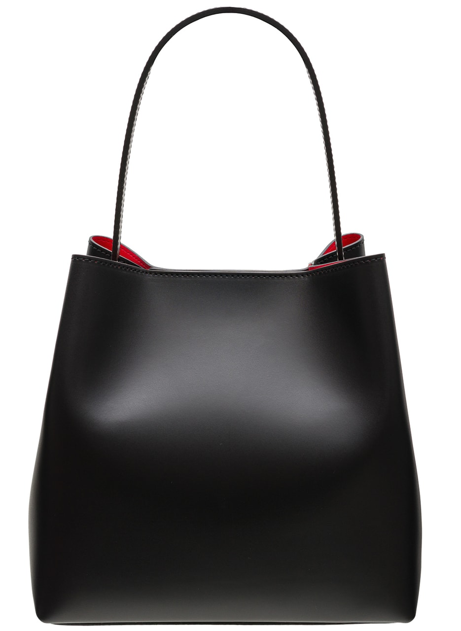 Glamadise.sk - Kožená kabelka MARIA matná - čierna - Glamorous by ... d418962a7bb