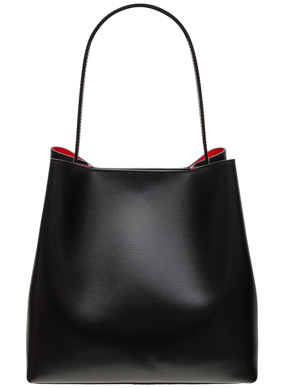 Glamadise.sk - Kožená kabelka MARIA - čierna - Glamorous by GLAM ... f7427a96617