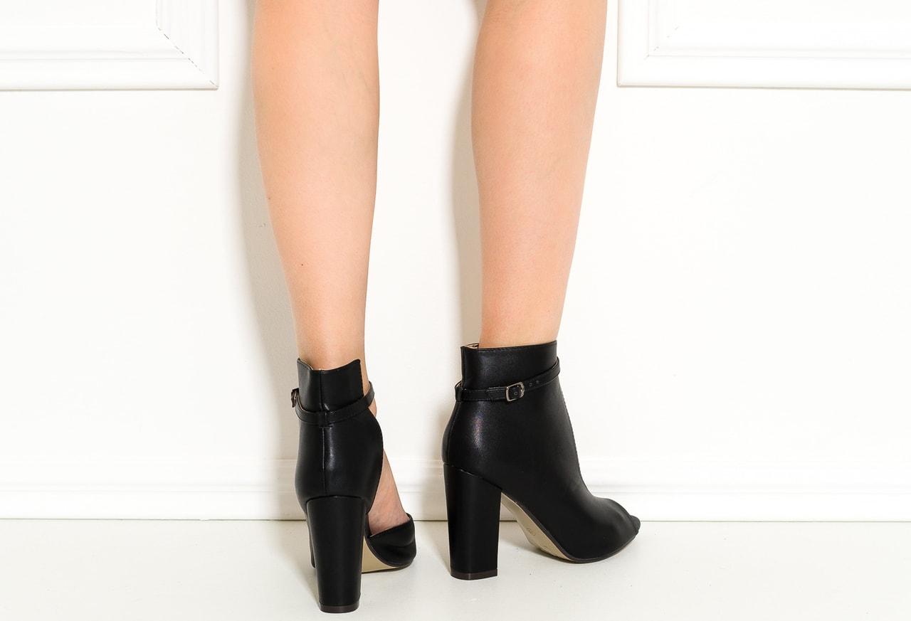 Glamadise.sk - Dámska členková obuv čierna - GLAM GLAMADISE shoes ... 8b4bb66ffd9