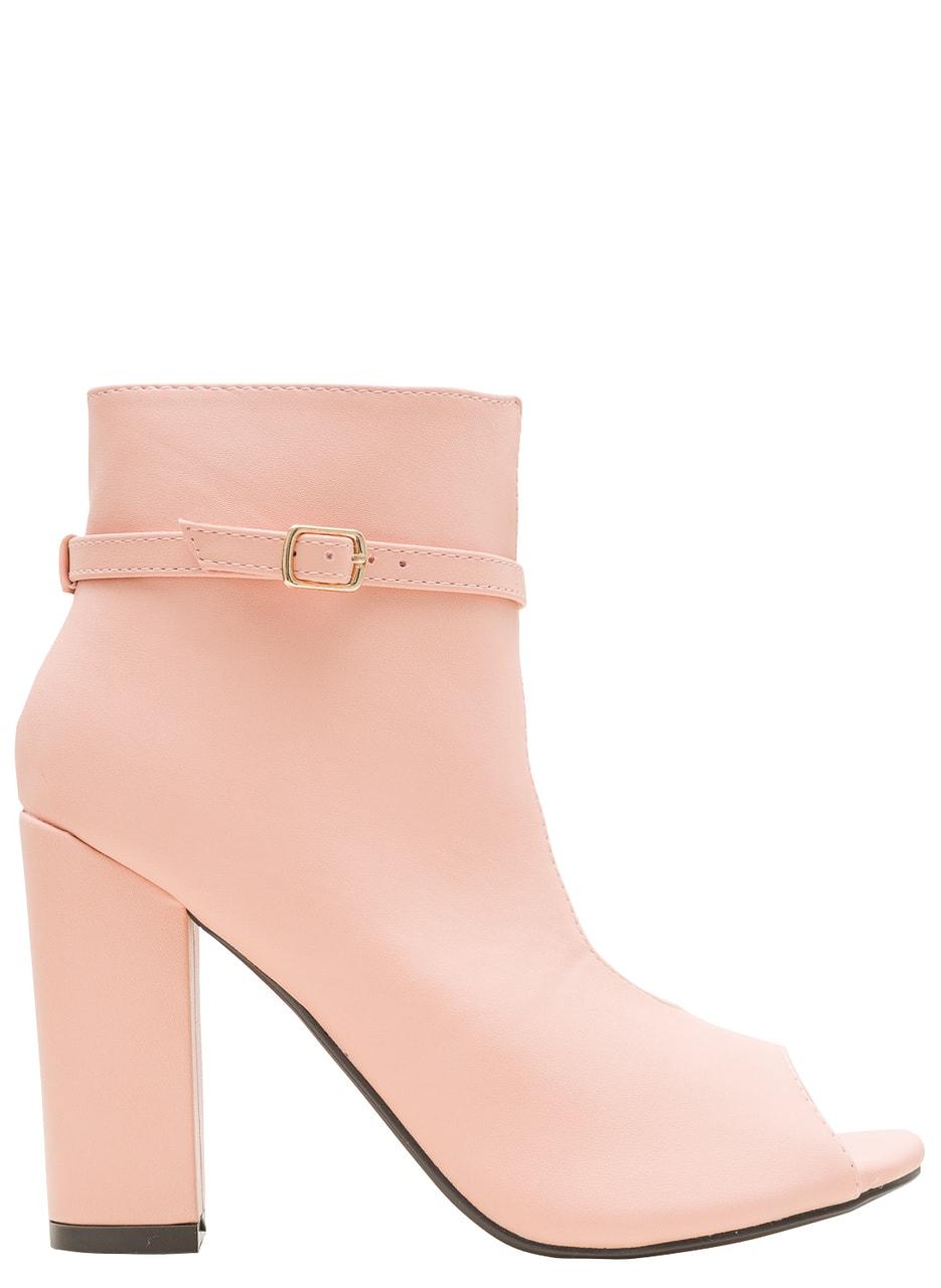 Glamadise.sk - Dámska členková obuv svetlo ružová - GLAM GLAMADISE ... 5c877124c8