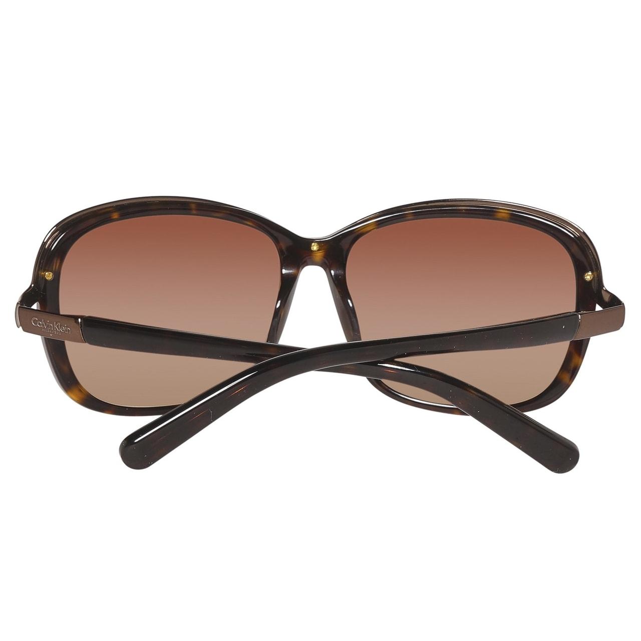 Glamadise.hu Fashion paradise - Női napszemüveg Calvin Klein - Barna ... f86d1e7458