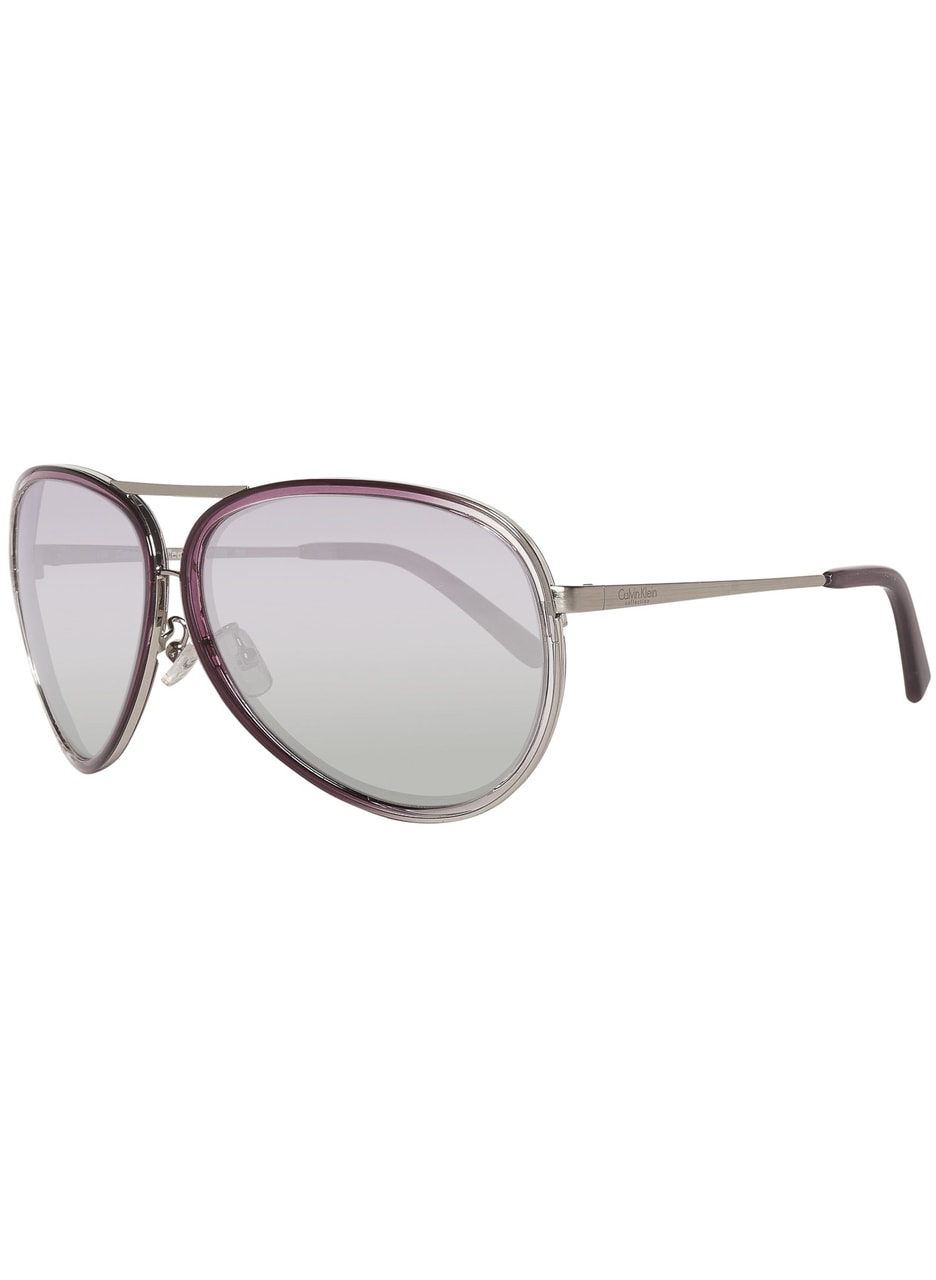 Glamadise.hu Fashion paradise - Női napszemüveg Calvin Klein - Ezüst ... 2a3b8c538c