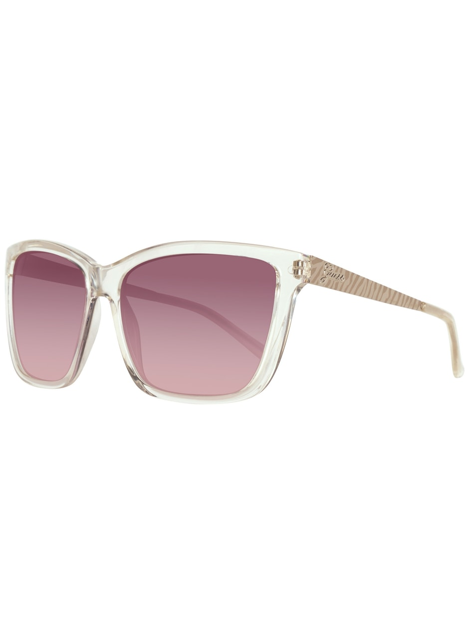 Glamadise.sk - Guess slnečné okuliare priehľadné obrúčky - Guess ... efb3be13b9c