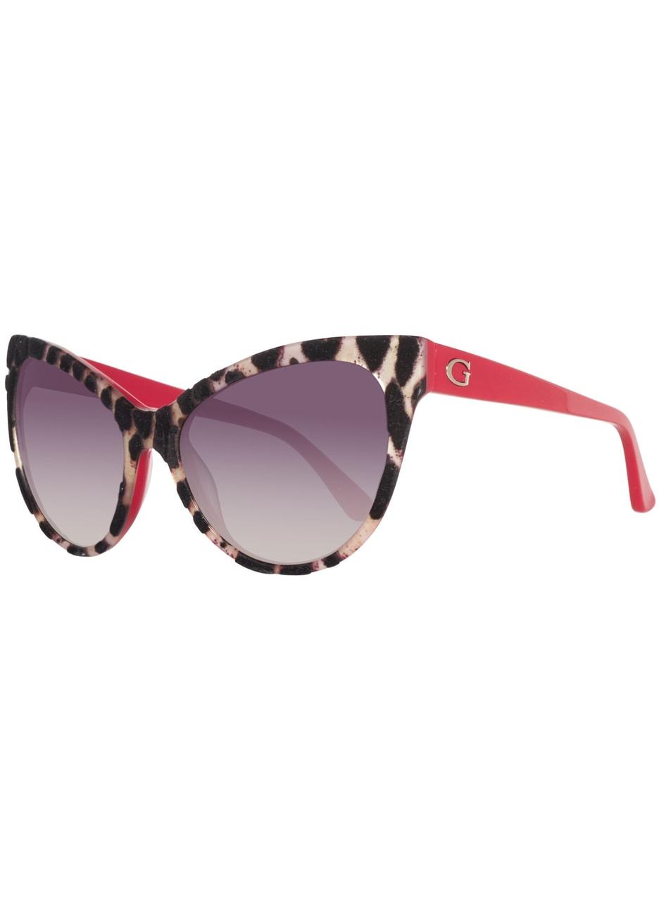 Glamadise.sk - Guess slnečné okuliare flock - Guess - Dámske slnečné ... d209106714c