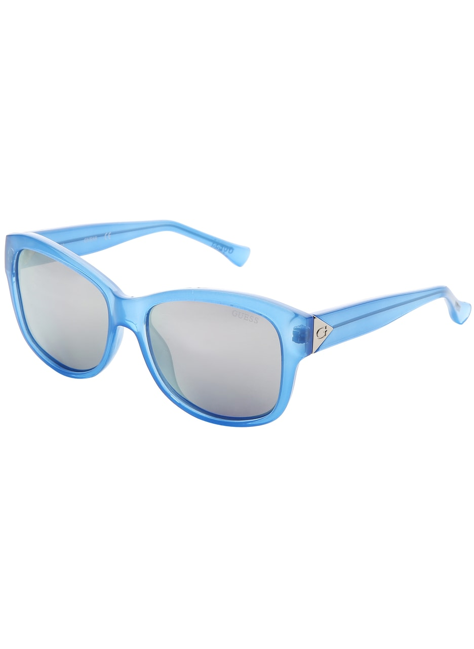 Glamadise.hu Fashion paradise - Női napszemüveg Guess - Kék - Guess ... 1b4b58a853