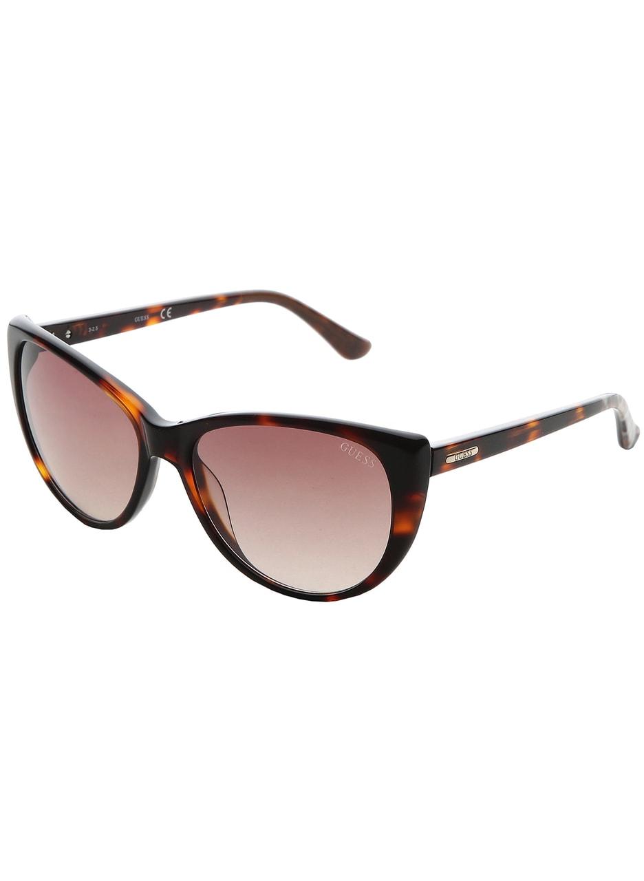 Glamadise.hu Fashion paradise - Női napszemüveg Guess - Barna ... 210651b26d