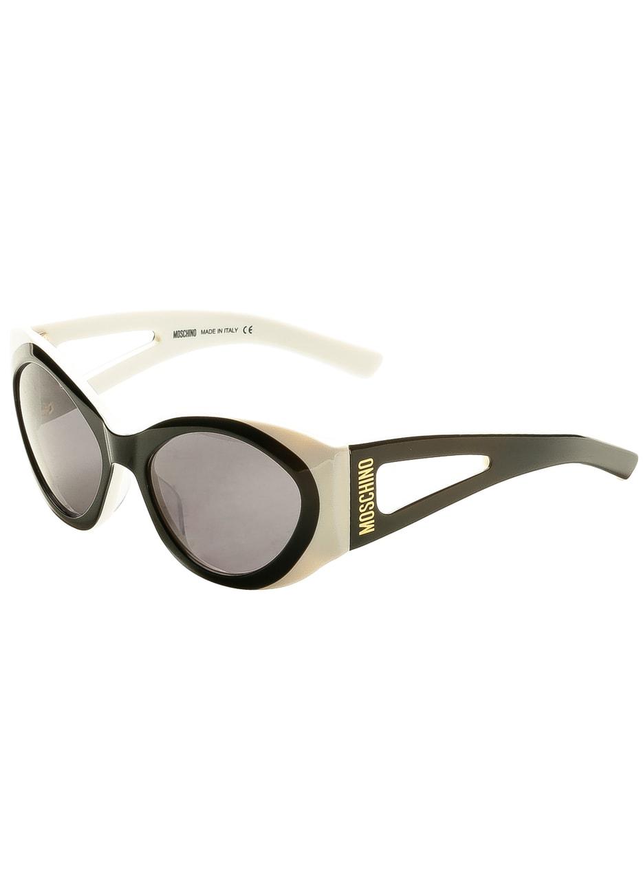 Glamadise.hu Fashion paradise - Női napszemüveg Moschino - Fekete ... a28abc6129