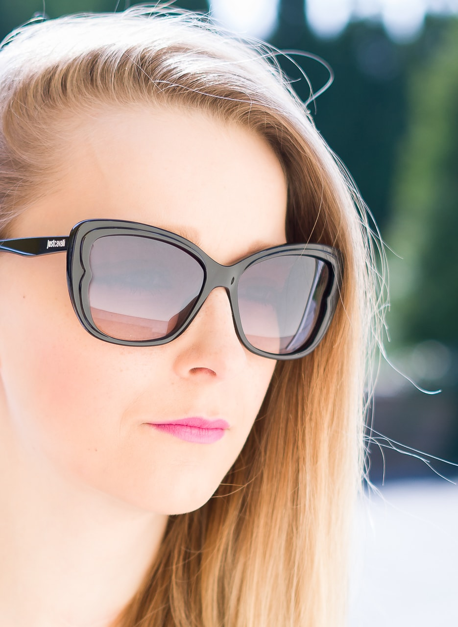 Glamadise.hu Fashion paradise - Női napszemüveg Just Cavalli ... 7cada4b090