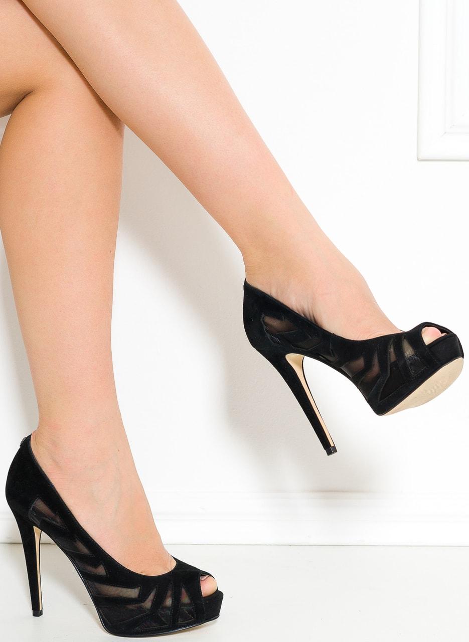 Guess černé lodičky - Guess - Lodičky - Dámská obuv - GLAM 6c04a990e6