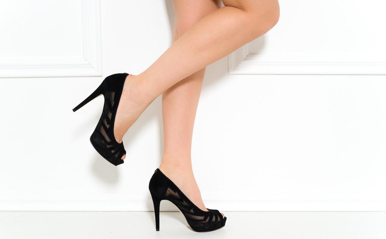 Guess černé lodičky - Guess - Lodičky - Dámská obuv - GLAM 24854d13d0