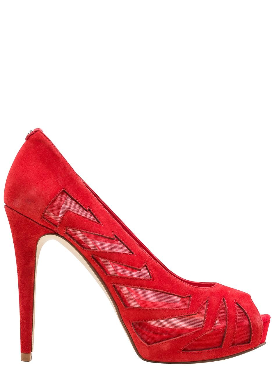 Guess červené lodičky - Guess - Lodičky - Dámská obuv - GLAM ... 2c4f43196e