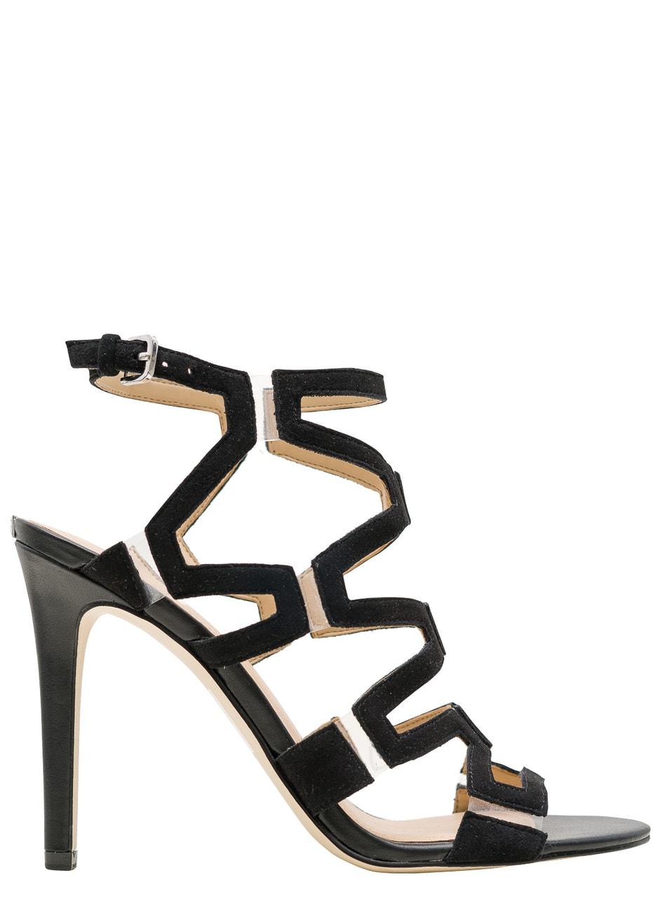 Glamadise.sk - Guess čierne sandále - Guess - Sandále - Dámske ... 52d9acf493
