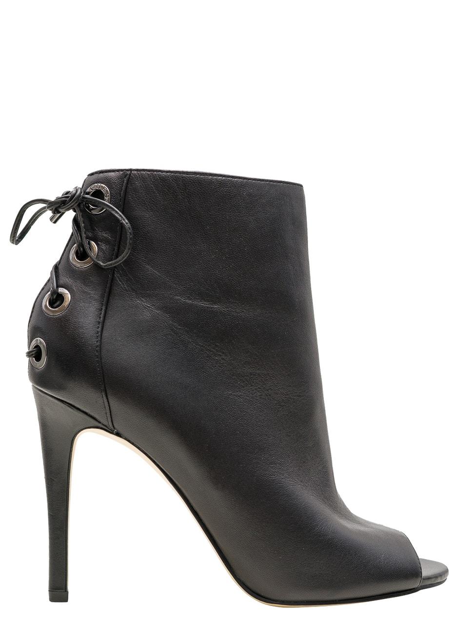 Guess kožená kotníková obuv - Guess - Kotníkové - Dámská obuv - GLAM ... aebb9b879dd