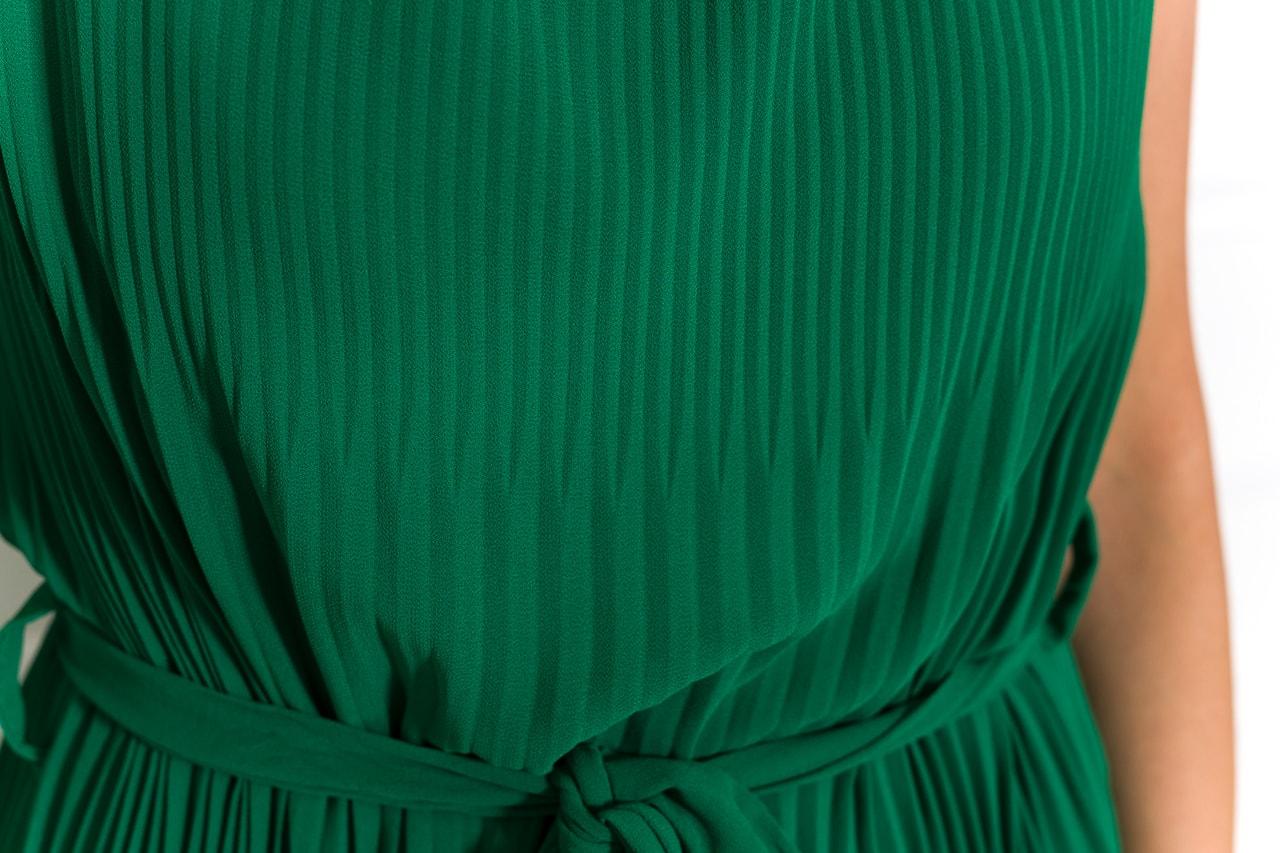 Šifonové letní šaty zelené plizované - Glamorous by Glam - Letní ... dc42fc0eb3