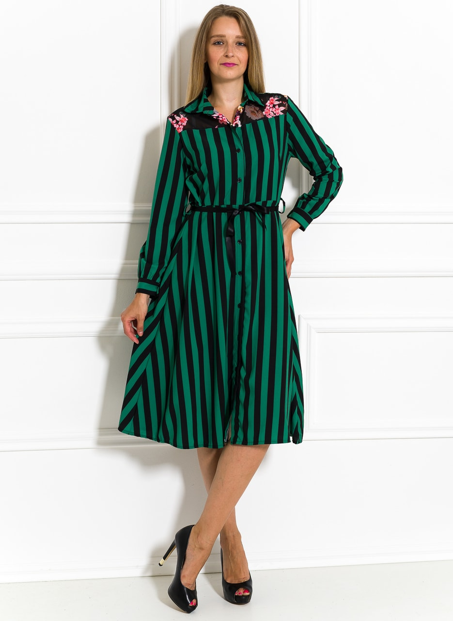 Glamadise.hu Fashion paradise - Nyári ruhák Glamorous by Glam - Zöld ... 3abc9f8c9f