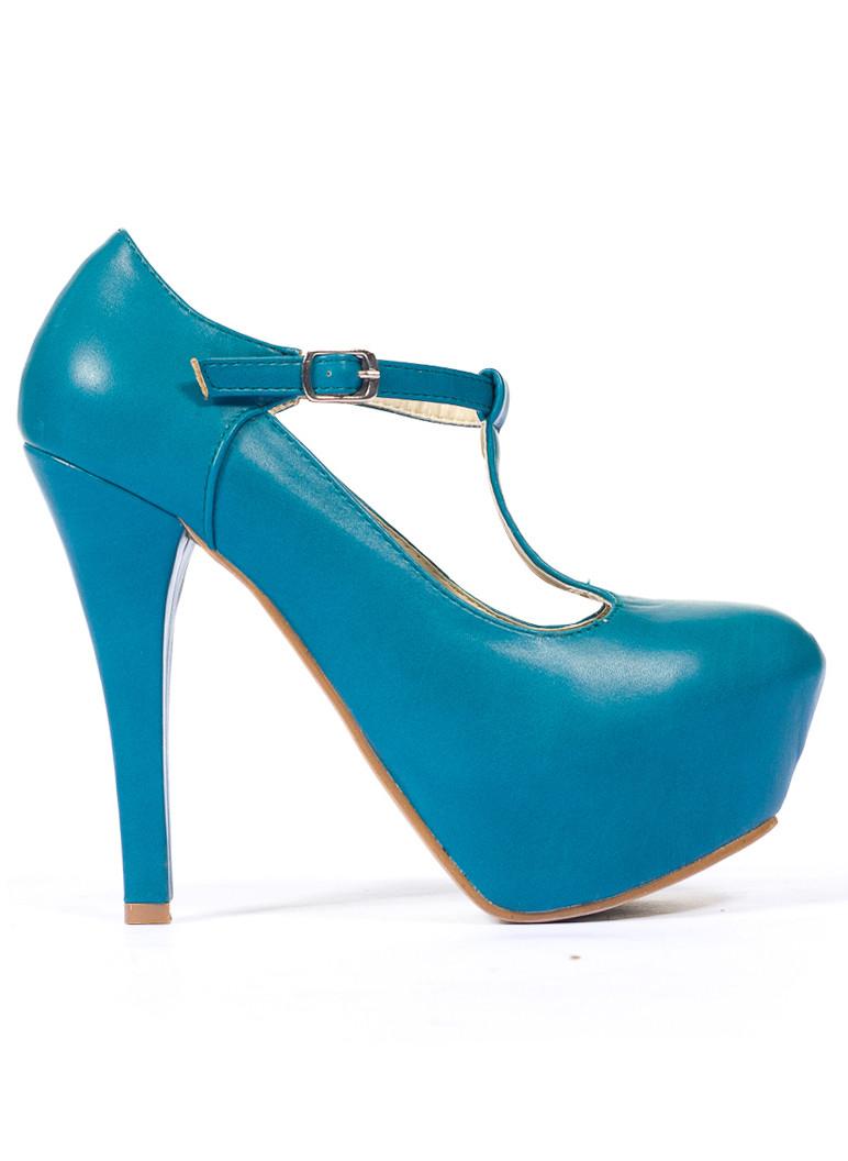 Glamadise.sk - Dámske páskové lodičky modré - GLAM GLAMADISE shoes ... 2baa61ae9b