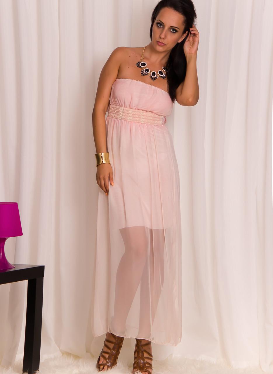 Glamadise.hu Fashion paradise - Női hosszú ruha Glamorous by Glam ... 395f624eb6