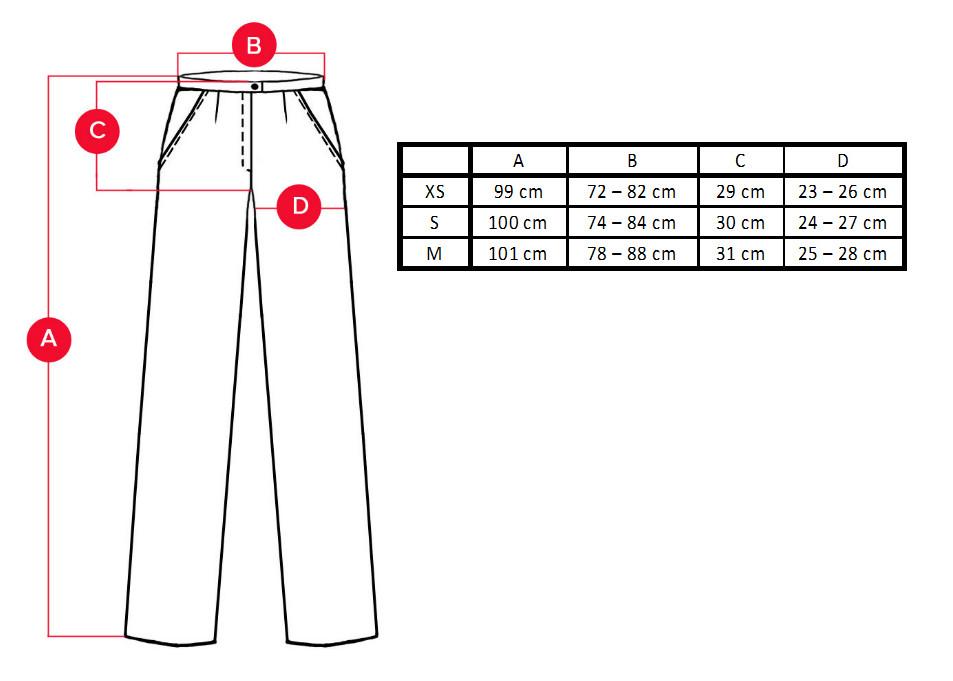 33e10f58659 Dámské béžové kalhoty s nízkým sedem - Glamorous by Glam - Kalhoty ...