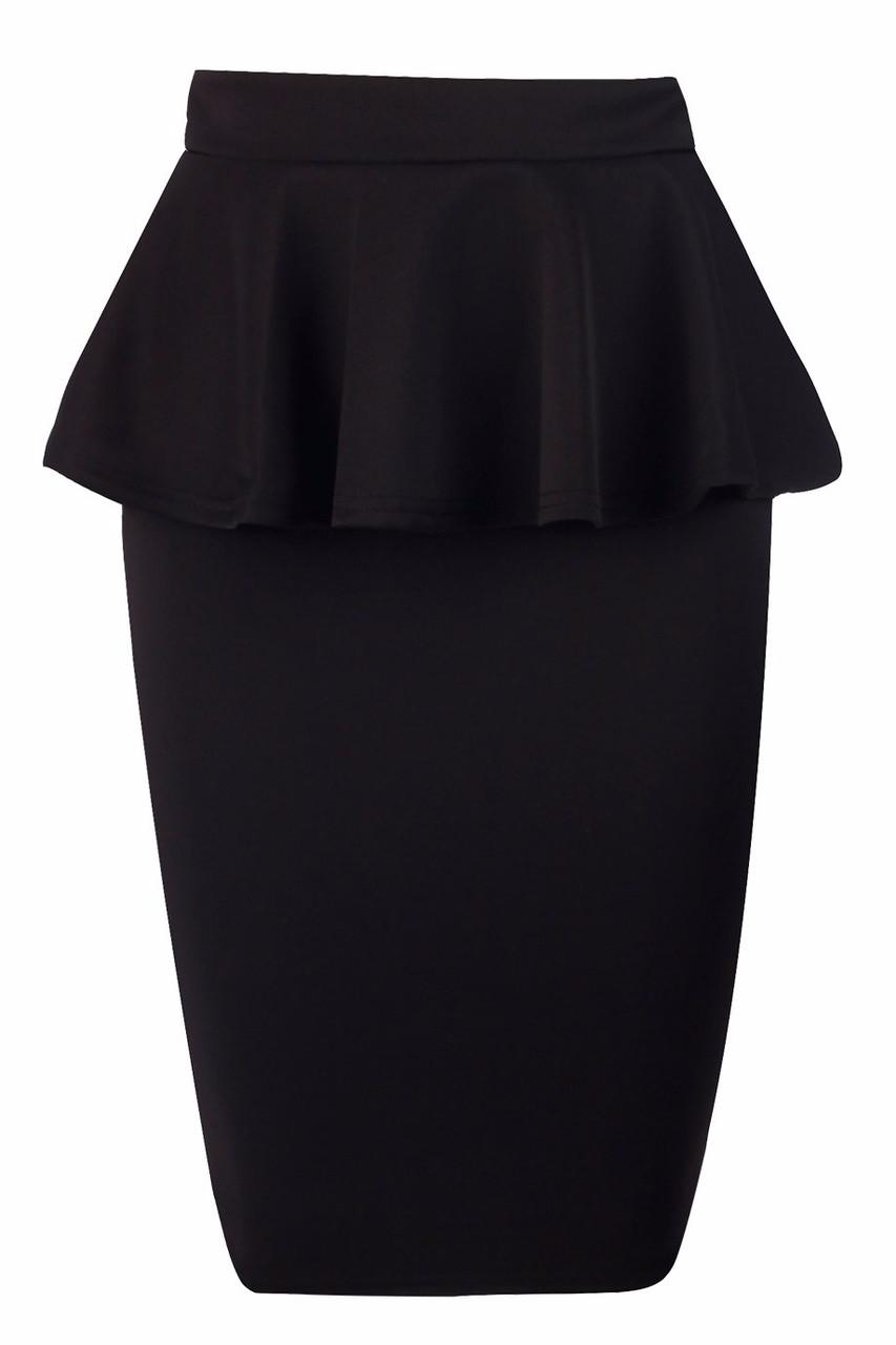 Glamadise.hu Fashion paradise - Női szoknya - Fekete - Szoknyák ... a0a0f91da0
