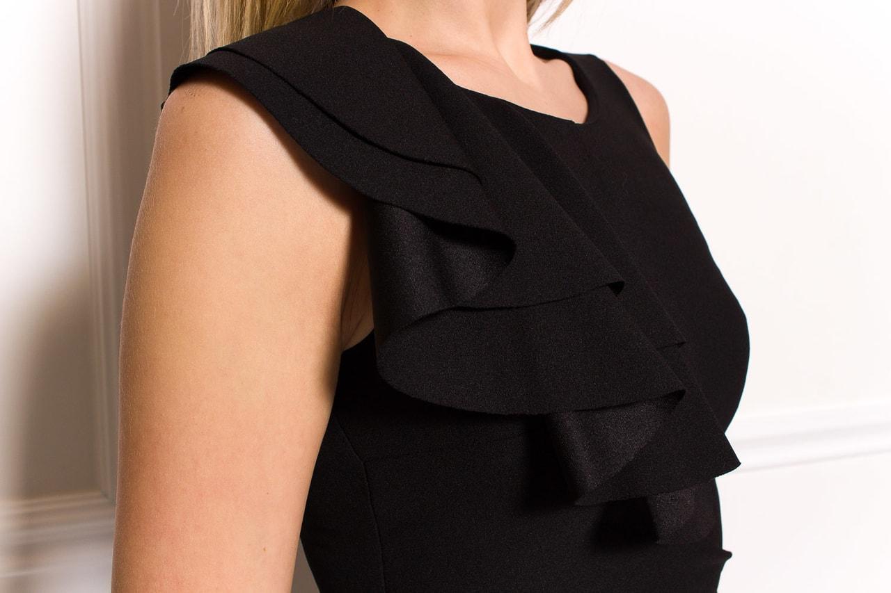 e58de4f1e1 Glamadise.hu Fashion paradise - Női ruha Rinascimento - Fekete ...