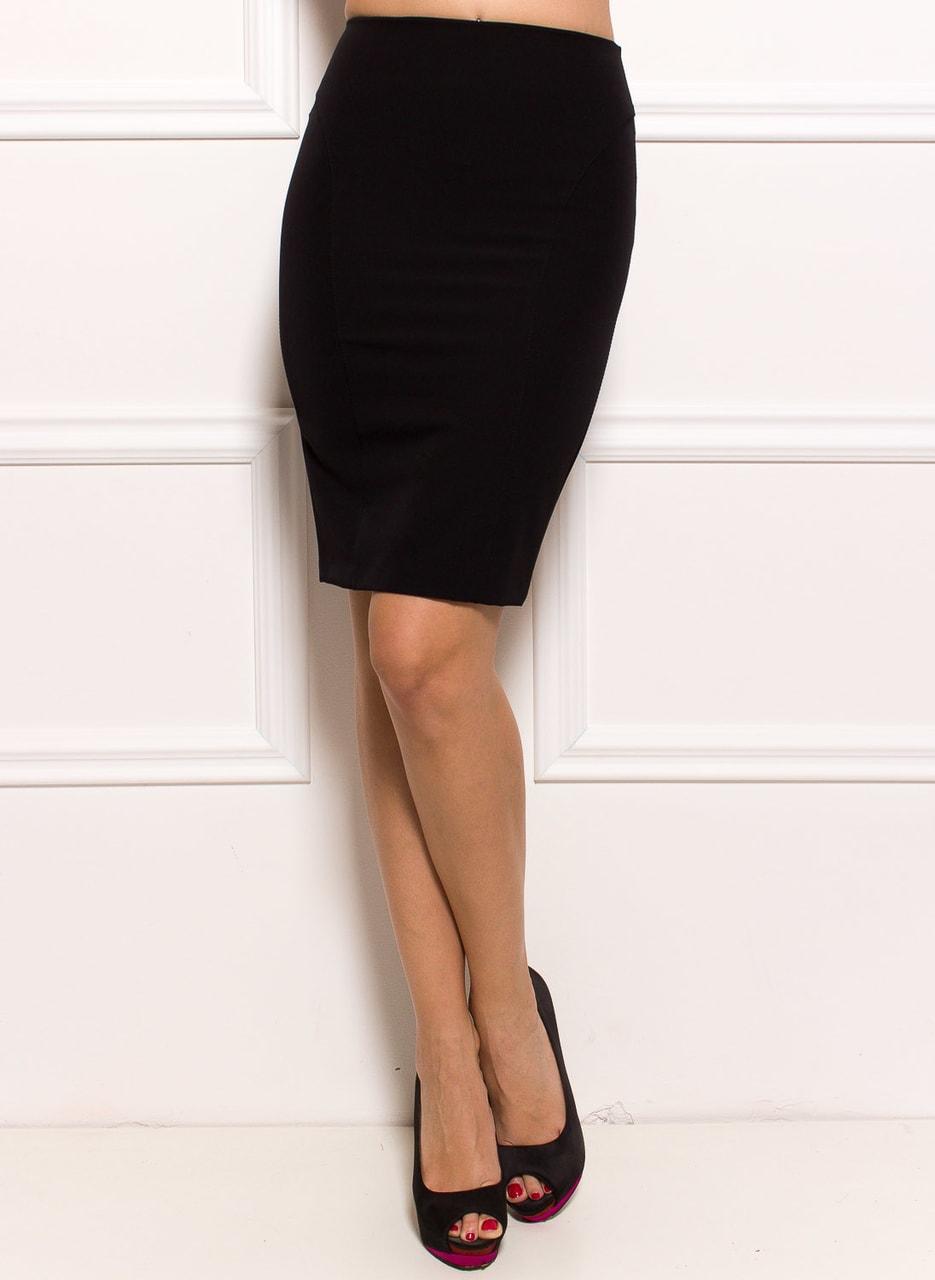 Dámská pouzdrová sukně - černá - Glamorous by Glam - Sukně - Dámské ... 489f308d1a
