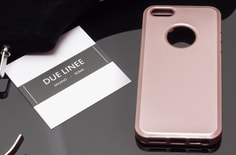 Kryt na Iphone 5/5S/SE - rose gold